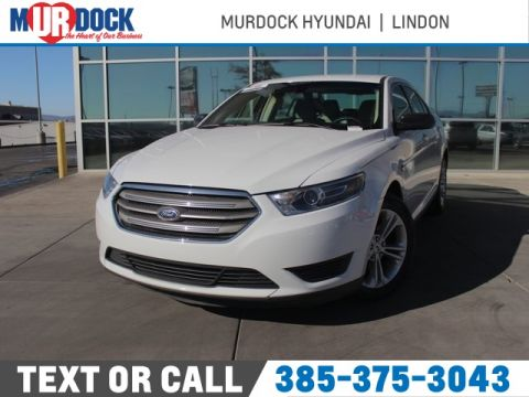 Pre-Owned 2017 Ford Taurus SE FWD 4D Sedan