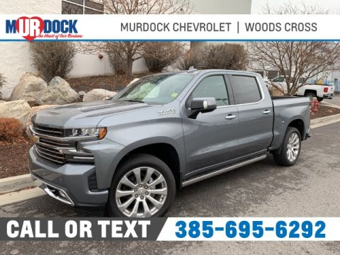 New 2020 Chevrolet Silverado 1500 High Country 4WD 4D Crew Cab