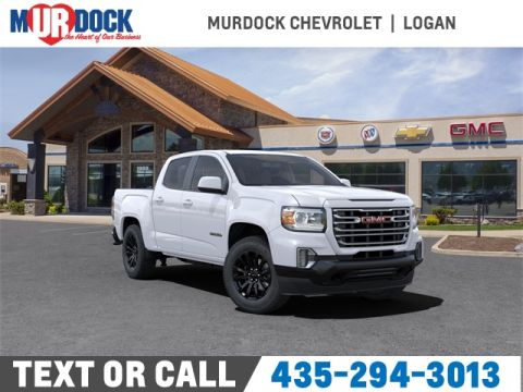 New 2021 GMC Canyon Elevation 4WD 4D Crew Cab