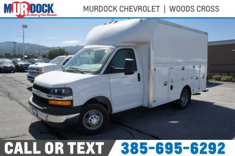 New 2019 Chevrolet Express 3500 Work Van RWD 2D Chassis