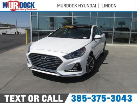 New 2019 Hyundai Sonata Hybrid Limited FWD 4D Sedan